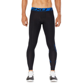 2XU Accelerate Compression Tights Men blue/black